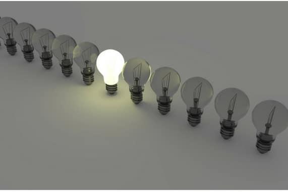 Highlights So Far: Sex Ed Is Fun, Light bulbs, all dim except for one