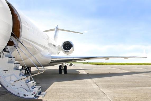 Meet Your Captain, private jet