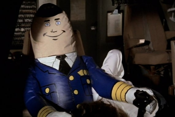 Meet you captain, otto from the airplane movie